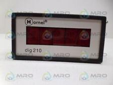 HORNEL HDV4110-05 PANEL METER *NEW NO BOX*