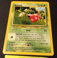 Pokemon Cards - Hoppip #61/111 Neo Genesis NM (2000)