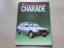 54453) Daihatsu Charade Prospekt 198?