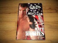 UFC Matt Hughes Autobiography MMA Dana White Shramrock Gracie Tito Ortiz Couture