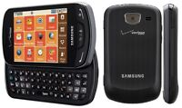 Samsung Brightside SCH-U380 Cell Phone Verizon Page Plus Selectel *Prepaid Only*