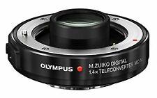 Olympus M.ZUIKO DIGITAL 1.4x Teleconverter MC-14 Micro Four Thirds w/Tracking#