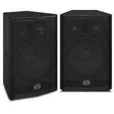 WHARFEDALE PRO IMPACT 15 coppia casse speaker diffusori PASSIVI 1400 watt max