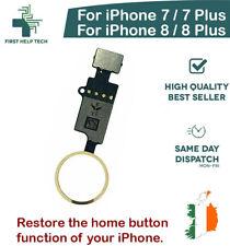 iPhone 7 8 Plus Home Button Function Restore YF 4th Gen Flex No Bluetooth Gold