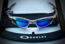 Oakley X-metal Penny with custom cut DWP lenses.