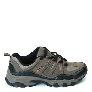 Men's Fila Midland Trail Brown/Orange (1QM00014 241)