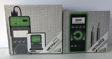 Gossen Metrawatt GmbH Multimeter Metra Hit 29S NIB Manuals, Cables, Connectors