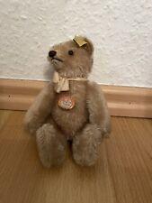 Original Steiff Teddybär Teddy mit Schleife 5315 - 50er/60er Jahre