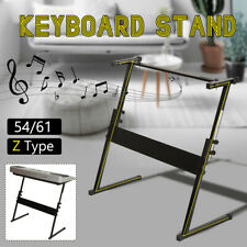 On-Stage Pro Heavy Duty 54/61 Keyboard Stand Rack Z Style Type Height