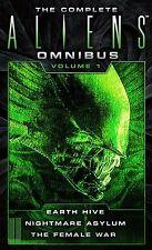Aliens Novel Omnibus Vol 1: Earth Hive, Nightmare Asylum & Female War PB 2016