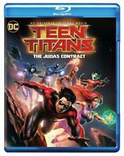 Teen Titans: Judas Contract [Blu-ray + Dvd + UltraViolet Combo]