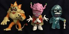 Funko Mystery Mini Rick and Morty Series 2 MUSCLE SQUANCHY NEBULON XENON BLOOM
