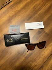 Vintage 1980's B&L Ray Ban Chromax Traditionals Style 1, W1701 Sunglasses & case