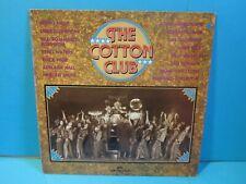 THE COTTON CLUB VINYL RECORD LP DUKE ELLINGTON ARMSTRONG AJA 5031 (EX/EX)