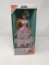 Takara Barbie Party Dream Fashion Doll Nib Rare Pink Dress Mattel Japan 1985
