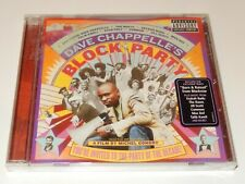 Dave Chappelle's Block Party [PA] Jill Scott Mos Def The Roots (CD, 2006) NEW
