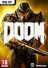 Doom For PC (New & Sealed)