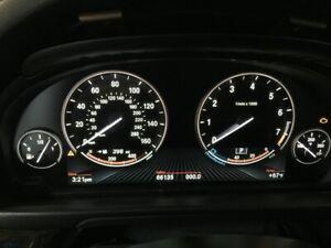 BMW 6WA digital cluster Viriginzed 0 miles F07 F10 F11 F06 F12 F13 F01 F02 F25