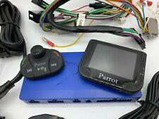 Parrot MKi9200 v3.10 Bluetooth Music Streaming Hands free Car Kit colour LCD USB