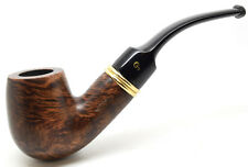 Peterson Liscannor Med/Large Bent Billiard Briar Pipe (xl90)