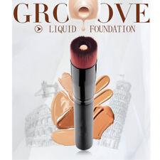 Liquid Soft Blush Contour Face Powder Brush Makeup Cosmetic Foundation Tool HYB