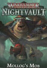 Warhammer Underworlds - Nightvault -Mollog's Mob - Single Cards