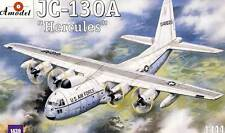 "Amode-jc-130a ""hercules"" Lockheed u.s. air force us modelo-kit 1:144 nuevo"