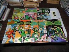 Green Lantern lot of 7 books #91 #94 #101 #103 #105 #114 and #120 (Green Arrow)
