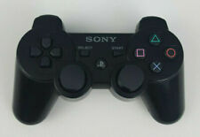 Sony PlayStation PS3 Dualshock 3 Sixaxis Wireless Controller Black Fast Shipping