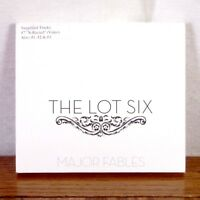RARE PROMO HYPE The Lot Six Major Fables CD Album Tarantula Playgraded M-