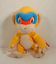 "2007 Monferno 11"" Plush Stuffed Action Figure Jakks Pacific Pokemon"