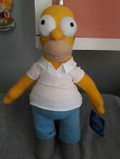 Universal Studios Homer Simpson Plush Doll New with Tag