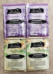 4x Renpure Solutions Cleansing Conditioner, Lavender/Vanilla Mint, 1.75 fl oz ea