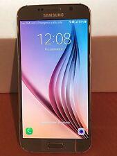 Samsung Galaxy S6 SM-G920 - 32GB - Gold (Unlocked) Smartphone