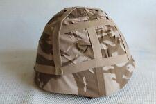 UK Helmüberzug Cover Combat Helmet GS Mk6 Desert DP Originalverp.