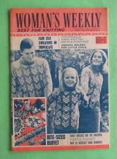 Women's Weekly magazine - 19 December 1964