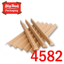 1165x60x60mm Cardboard Edge Corner Protectors x24 Pieces