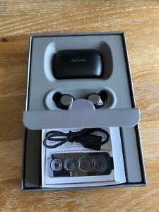 Jabra Elite 75t True Bluetooth Earbuds - Titanium Black