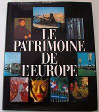 LE PATRIMOINE DE L'EUROPE France Loisirs