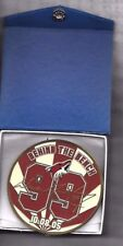 Wayne Gretzky 99 Behind the Bench 10-08-05 Medallion Limited Edition