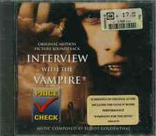 o INTERVIEW WITH THE VAMPIRE  Soundtrack-CD