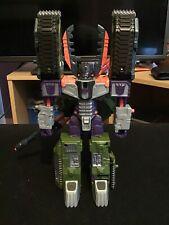 Transformers Armada Megatron + Mini-Con & Instructions