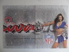 2005 Print Ad Coors Beer ~ Sexy Football Cheerleader