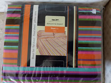 TWIN Sheets BOLD STRIPES Sheet Set +I GIVE A NICE FREE $10 Gift w/$20 Order! NEW
