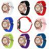 Silicone Smart Wrist Watch Band Strap for Samsung Galaxy 42MM SM-R810