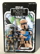Star Wars - Rogue One - Custom Carded Scarif Stormtrooper Captain