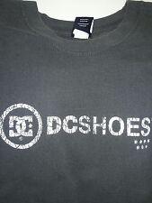 Men's XL Grey Long Sleeve DC SHOES Shirt