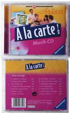 A LA CARTE ASIEN .. Musik-CD OVP/NEU