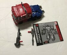 New listing Transformers Combiner Wars Optimus Prime Loose As Shown