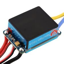 Waterproof Brushed ESC Speed Controller 160A 3S with BEC T-Plug For 1/12 RC Car